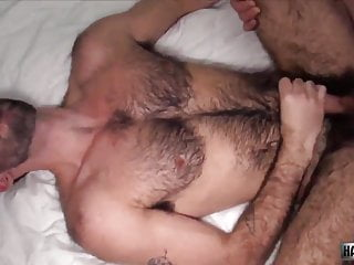 Raw fucking hot hairy ass